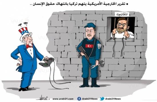 اتهام تركيا بالإرهاب