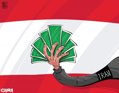 لبنان في دائرة المخطط الإيراني التوسعي