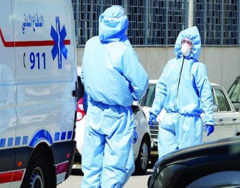 تسجيل 3301 اصابة بفيروس كورونا و 57 حالة وفاة و 103 حالة شفاء في الاردن