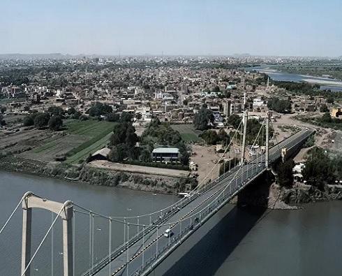 سقوط طائرة عسكرية في مياه النيل جنوبي العاصمة السودانية