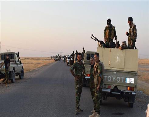 العراق: مقتل عنصر أمن في تفجير رتل للتحالف الدولي