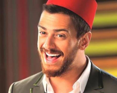 بالصور- سعد المجرّد يصبغ شعره بالأشقر!! شاهدوا كيف أصبح شكله