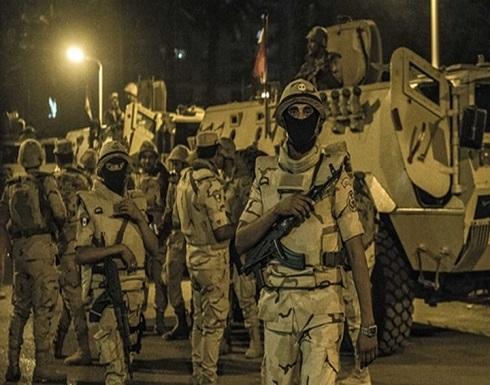 وثيقة عسكرية تكشف مناطق وباء كورونا بمصر