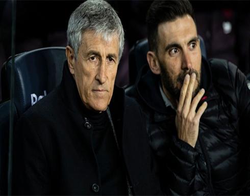 برشلونة يستبدل مورينو بصفقة صربية