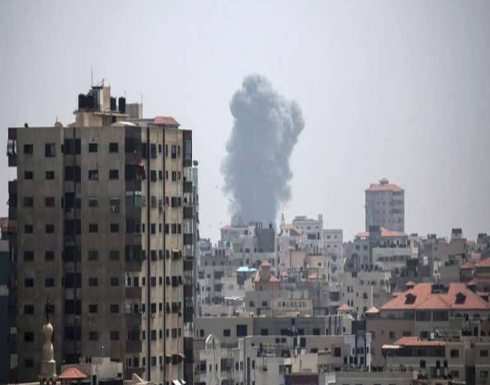 "قصف إسرائيلي يقتل عنصرين من ""حماس"""
