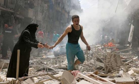 """فرنسا تطلب اجتماعا فوريا لمجلس الأمن الدولي بشأن """"الكارثة الانسانية"""" في حلب"""