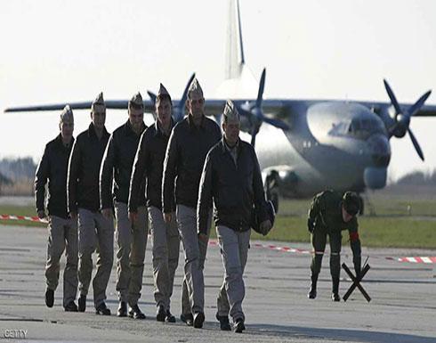 روسيا تسقط طائرة مسيرة قرب قاعدتها الجوية بسوريا