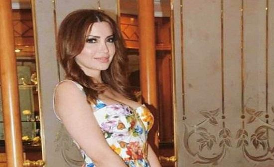 بالصور : نسرين طافش تتسلم جائزة سعاد حسني في القاهرة