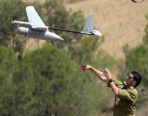 الجيش الإسرائيلي: طائرة مسيرة تابعة لقواتنا سقطت في الأراضي اللبنانية