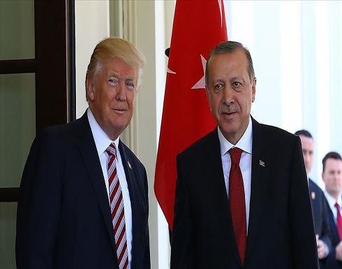 """ترامب: أردوغان """"لاعب شطرنج عالمي"""""""