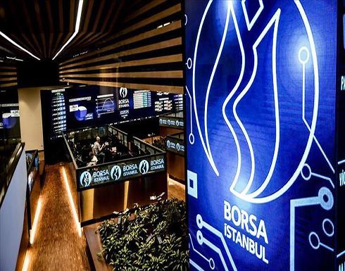 """مؤشر بورصة إسطنبول """"BIST 100"""" يصعد 8.5 بالمئة في نوفمبر"""