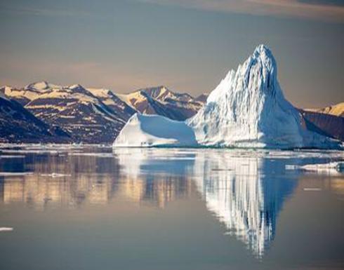 """صور درون تكشف عن """"كارثة ضخمة"""" في غرينلاند"""