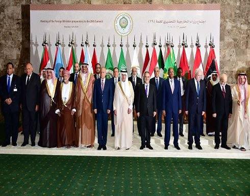 وزراء الخارجية العرب يهاجمون تركيا وإيران