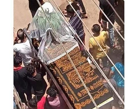 العروس التي أبكت الملايين.. حفل زفاف يتحول إلى مأتم في مصر