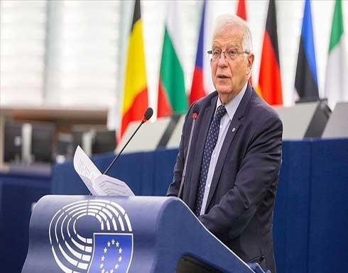 الاتحاد الأوروبي: لا نعترف بانتخابات روسيا في القرم المحتلة
