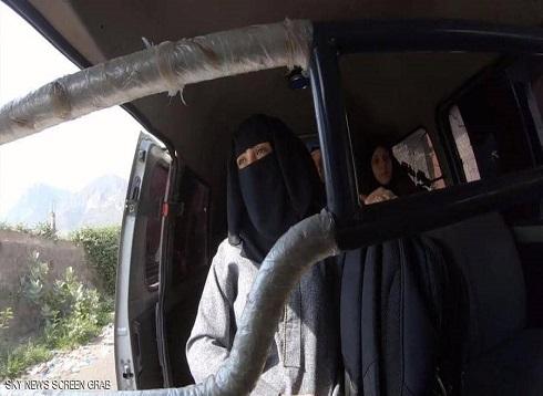 في تعز.. كيف هزمت طالبة يمنية ميليشيا الحوثي؟