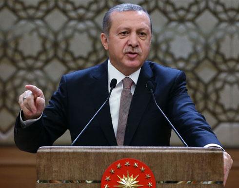 أردوغان: المكون الشيعي من حكومة العراق يعادي تركيا