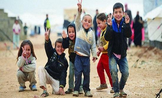 100 مولود جديد أسبوعيا في مخيم الزعتري