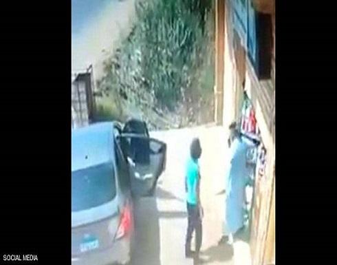 فيديو يوثق خطف طفل بمصر.. والسلطات تبحث عن الجناة