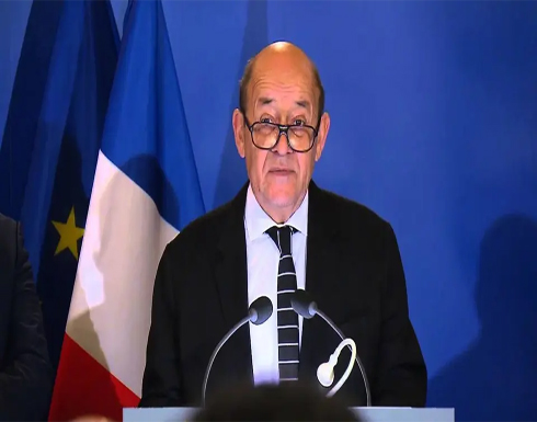 فرنسا: الاتفاق النووي في خطر وبحاجة لحل دبلوماسي