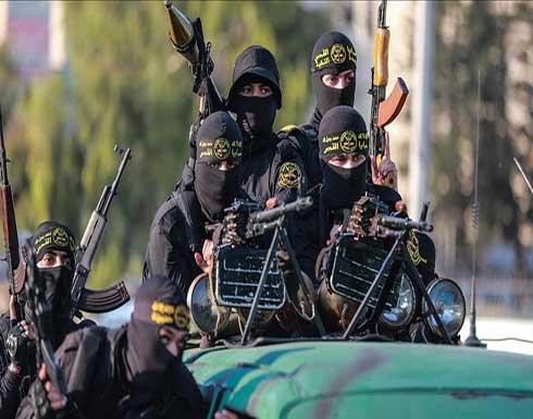 """""""سرايا القدس"""" تعلن قصف جنوبي إسرائيل برشقة صاروخية """"مُركزة"""""""