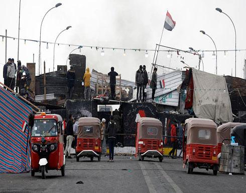 شاهد : متظاهرو العراق يهددون بالتصعيد باليومين المقبلين