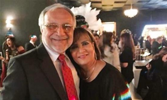 بالفيديو .. وزير باكستاني يقتل زوجته ثم ينتحر بنفس السلاح!