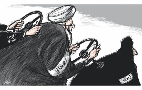 روحاني والحرس