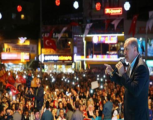 أردوغان للمستشار النمساوي: مازلت شابا تنقصه الخبرة والتجربة