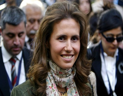 التايمز: يجب فرض عقوبات بريطانية على أسماء الأسد