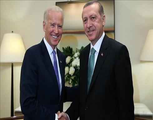 """قائد """"سنتكوم"""" يشدد على أهمية اللقاء المرتقب بين أردوغان وبايدن"""