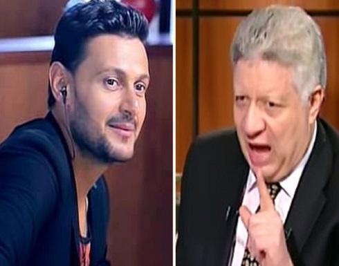 مرتضى منصور يكشف مفاجأة عن راتب رامز جلال ببرنامجه ..فيديو