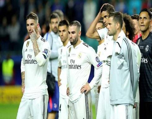 """ريال مدريد.. 30 """"مصيبة"""" في 5 أشهر"""