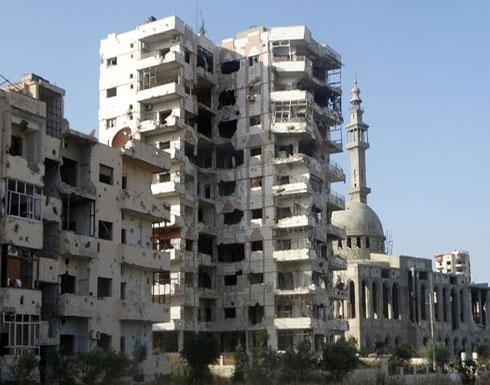 خمس دول تقدم خطة عمل لحل الأزمة السورية