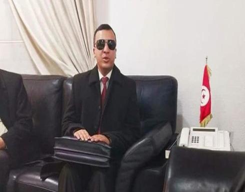 شاب عمره 34 عاما.. أول وزير كفيف في تونس