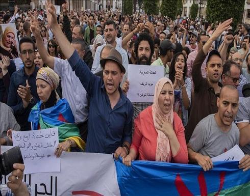 """المغرب.. عفو ملكي يشمل أكثر من 170 من معتقلي """"حراك الريف"""""""