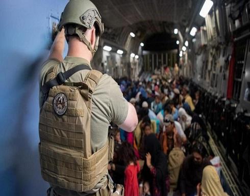 البيت الأبيض: بايدن اطلع على خطط طوارئ بديلة لعمليات الإجلاء من أفغانستان