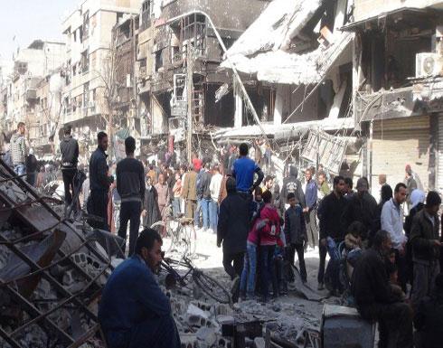 دمشق تقرر عودة اللاجئين الفلسطينيين لمخيم اليرموك