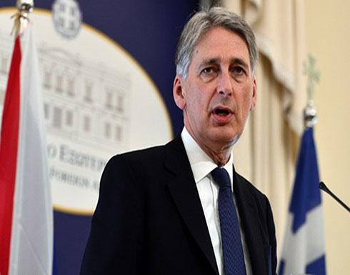 وزير الخزانة البريطاني: سأستقيل حال فوز جونسون بالحكومة