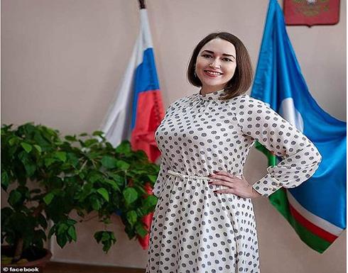 نائب روسي يتحرش بـ وزيرة خلال جلسة برلمانية .. تفاصيل