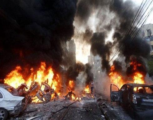 قتيل و37 مصابا في انفجار مزدوج بمسجد في بنغازي الليبية