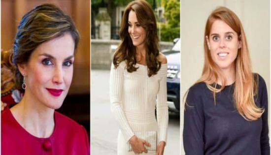شاهدي.. أبرز إطلالات الملكات في وداع شتاء 2018