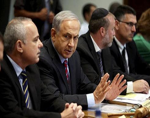 """""""الكابينت"""" الإسرائيلي يتكتم على نتائج اجتماع """"محصن"""" بشأن غزة عقده في """"باطن الأرض"""""""