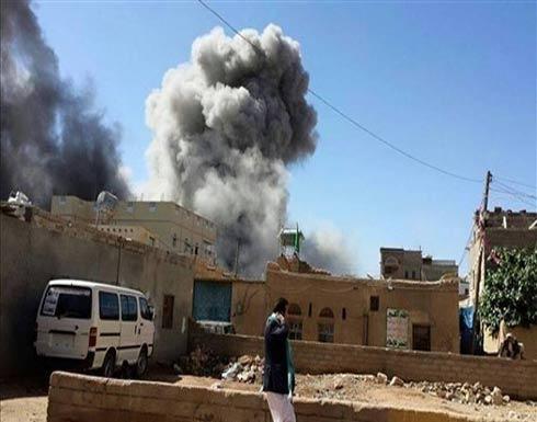 مقتل عشرات الحوثيين بغارات على تجمع لهم في الحديدة