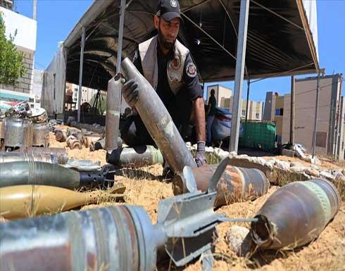 هندسة المتفجرات بغزة: حيّدنا 1200 قنبلة إسرائيلية لم تنفجر