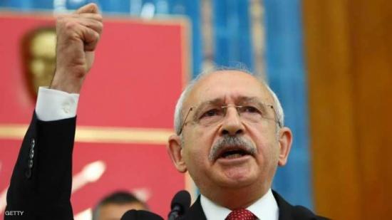 زعيم المعارضة يتحدى أردوغان: نحضر لثورة تركية رابعة