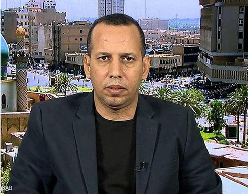 شاهد : لحظة اغتيال الخبير الأمني هشام الهاشمي