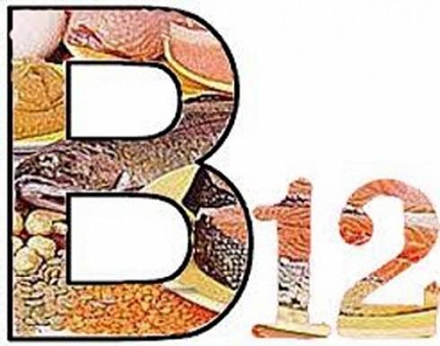 علامة شائعة على الفم تدل على نقص  فيتامين B12