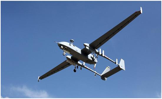 طائرات بدون طيار لحماية الديسي
