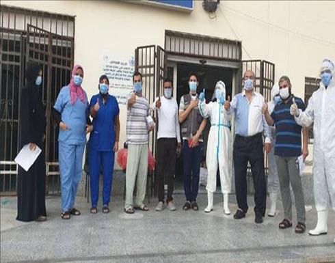 مصر.. تسجيل 981 حالة إيجابية جديدة لفيروس كورونا و85 حالة وفاة
